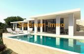 ludanto800, Luxus Neubau Villa mit Mega Aussicht