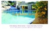 Villa Solaris - eine Villa der Extraklasse in Porto Cervo